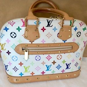 💜💛💗%100 Authentic Louis Vuitton Limited Edition